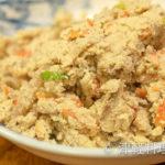 豆腐のかす炒り