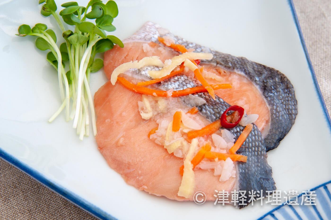 紅鮭の飯ずし-01